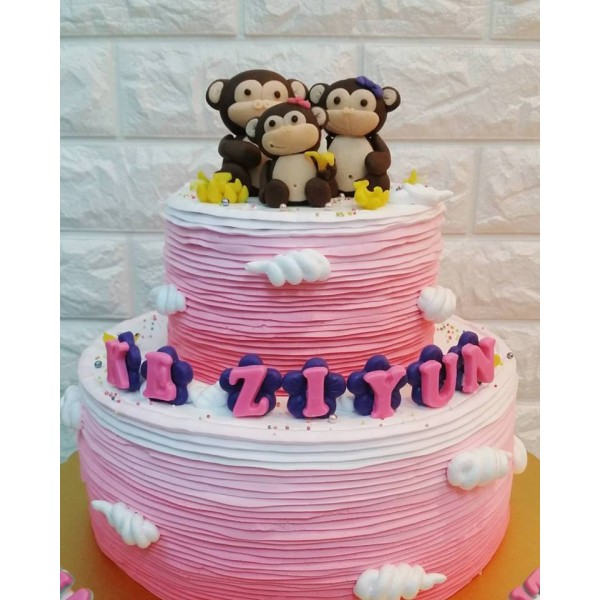 Family Monkey theme